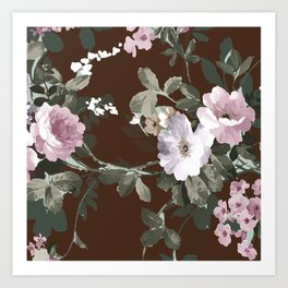 The perfect flowers for me 10 Art Print