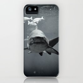 Shark Intense iPhone Case