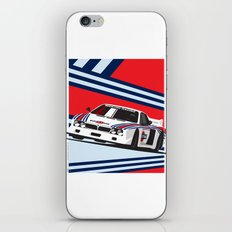 Lancia Beta Montecarlo iPhone & iPod Skin