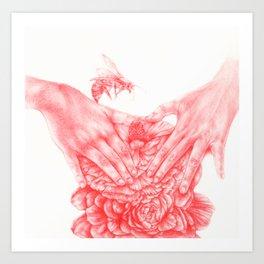Damsels in Distress 3 Art Print
