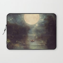 I Wish You Love Me Forever Laptop Sleeve