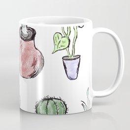 Plants and Cacti Coffee Mug