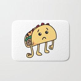 Sad Taco - Not Tuedsay Bath Mat