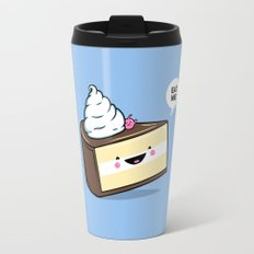 Eat Me! - Wonderland Kawaii Cake Travel Mug