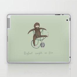 Bigfoot Caught on Film Laptop & iPad Skin