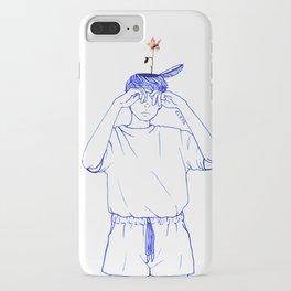 Wallflower(II) iPhone Case