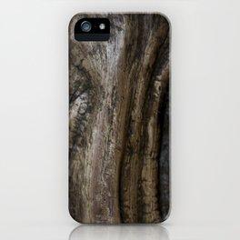 Waxed oak 2 iPhone Case