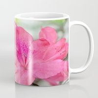 iggy azalea Mugs featuring Azalea by Images by Nicole Simmons