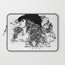 Dreams Unwind Laptop Sleeve
