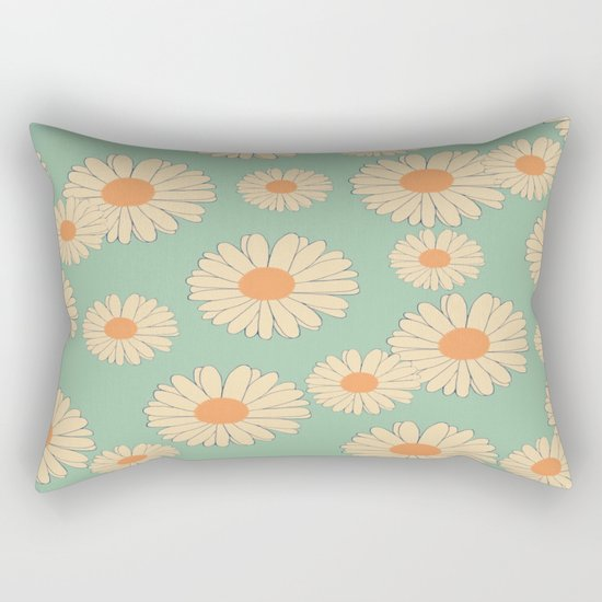 marguerite-105 Rectangular Pillow