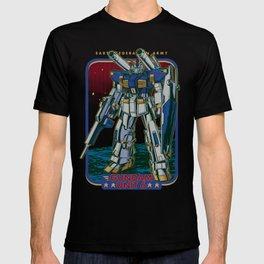 Gundam Unit 6 Retro T-shirt