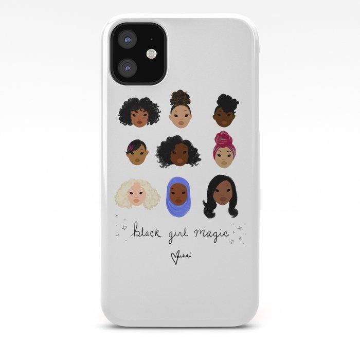 Black Girl Magic Looks Iphone Case By Vashtiharrison Society6