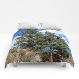 Pine Trees Comforters