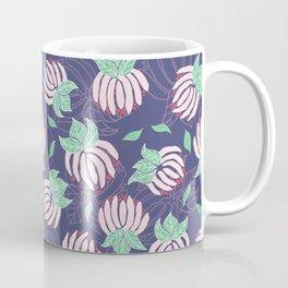 Blush Bloom Peony Lavender Coffee Mug