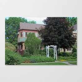Old West End Pink 9 Canvas Print
