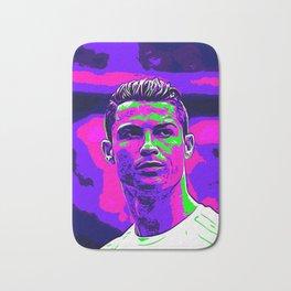 Ronaldo - Neon Bath Mat