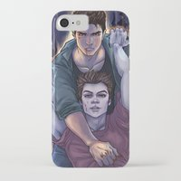 three of the possessed iPhone & iPod Cases featuring Possessed and Possession by Daunt