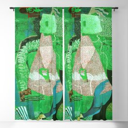 Pablo Picasso Portrait of a Young Girl Blackout Curtain