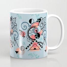Moon Beams at Midnight Coffee Mug
