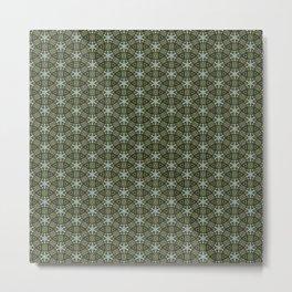 Green meadows Metal Print