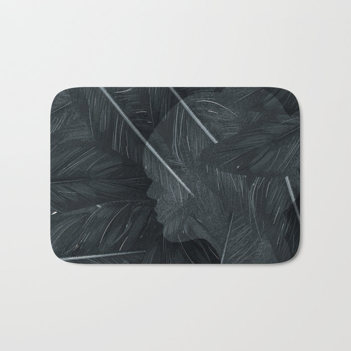 Ornithology-B Bath Mat