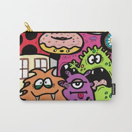 Monster Attack Carry-All Pouch