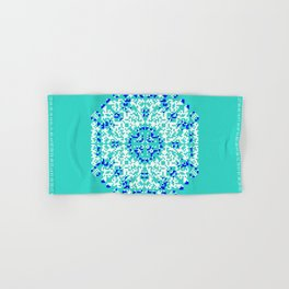 "CA Fantasy ""For Tiffany color"" series #1 Hand & Bath Towel"