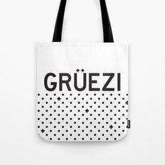 Gruezi//Five Tote Bag