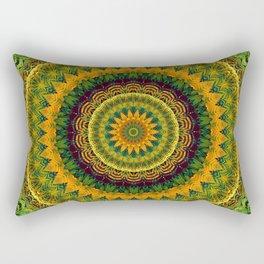 Mandala 244 Rectangular Pillow