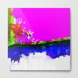 Color Song C5k by Kathy Morton Stanion Metal Print