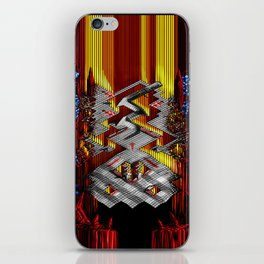 Marble Madness: Where Good Marbles Go To Die iPhone Skin