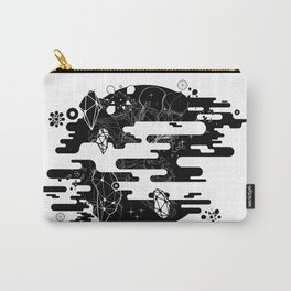 Galaxy of the Unknown by INS Carry-All Pouch