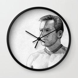 Captain James T. Kirk Wall Clock