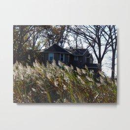 Moraine Hills State Park Metal Print