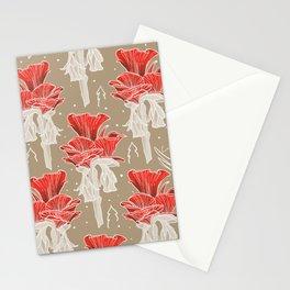 Xmas mushy Stationery Cards