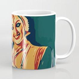 Natyaholic - The Flute Coffee Mug