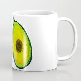Baby Avocado we Love You Coffee Mug