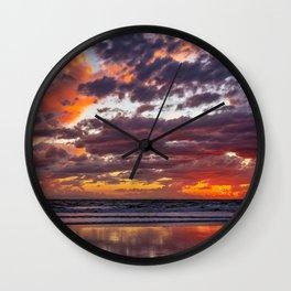 Blackies Sunset Wall Clock
