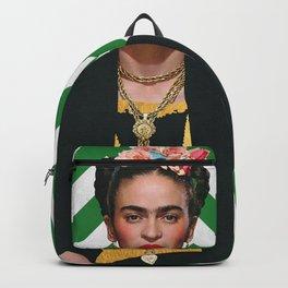 Frida Kahlo Photography I Backpack