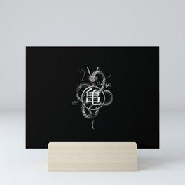 Dragon Ball Ink Mini Art Print