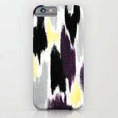 Purple Pattern Slim Case iPhone 6s