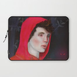 A Red Night Laptop Sleeve