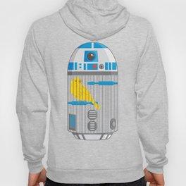 R2 Birdcage Hoody