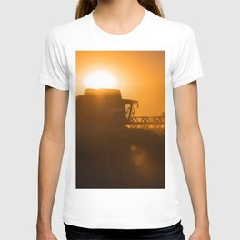 Midsummer time is harvest time of the cereal fields T-shirt