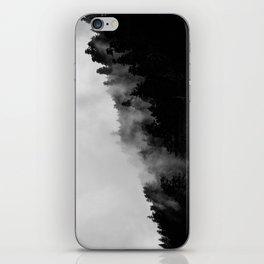 Eagle Creek Fog iPhone Skin