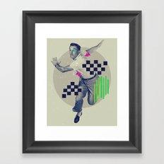 LXVI Framed Art Print