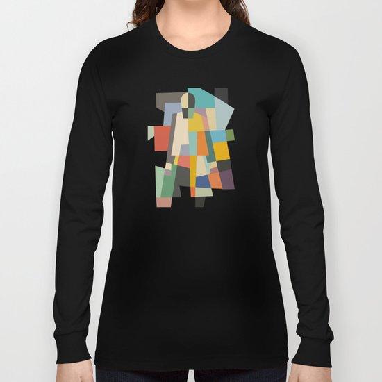 MISTERY WOMAN Long Sleeve T-shirt