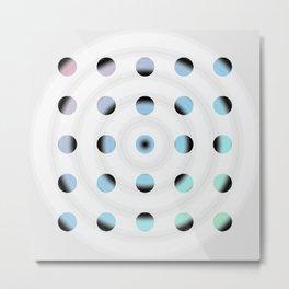 twentyfive dots o6 Metal Print