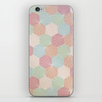 pastel iPhone & iPod Skins featuring Pastel by According to Panda