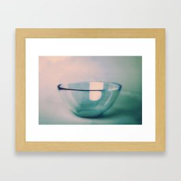 Vessel Framed Art Print